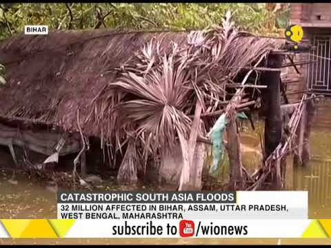Floods wreck havoc in South Asia, loss of lives at huge level