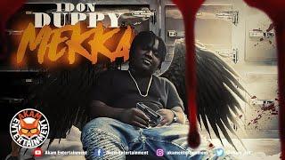 1Don - Duppy Mekka [Audio Visualizer]