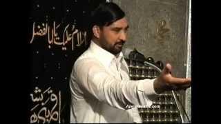 allama Ali naser talhara 27 5 2010 manchester