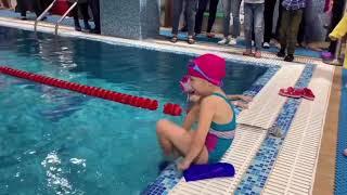 Детские соревнования по плаванию в С.С.С.Р. Балашиха