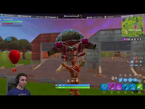 Come to Dusty Depot, I'll Treat You Right - Fortnite Gameplay