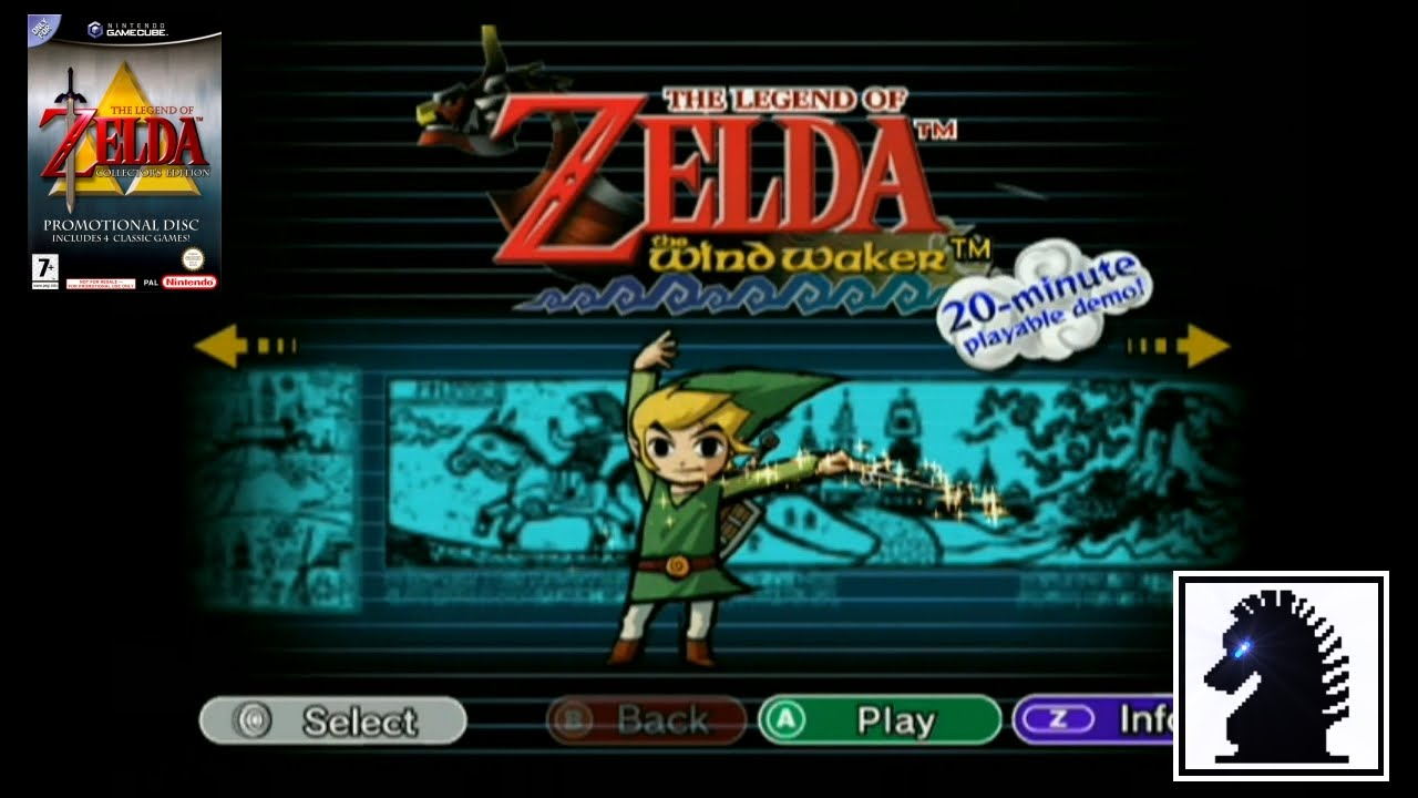 gc the legend of zelda collector s edition youtube