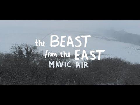 The Beast from the East | DJI Mavic Air