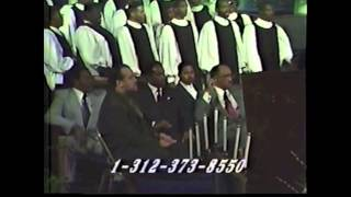 Fellowship Baptist Church Mass Choir - Learning To Lean