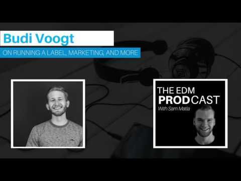 Budi Voogt Interview - How to market your music in today's industry