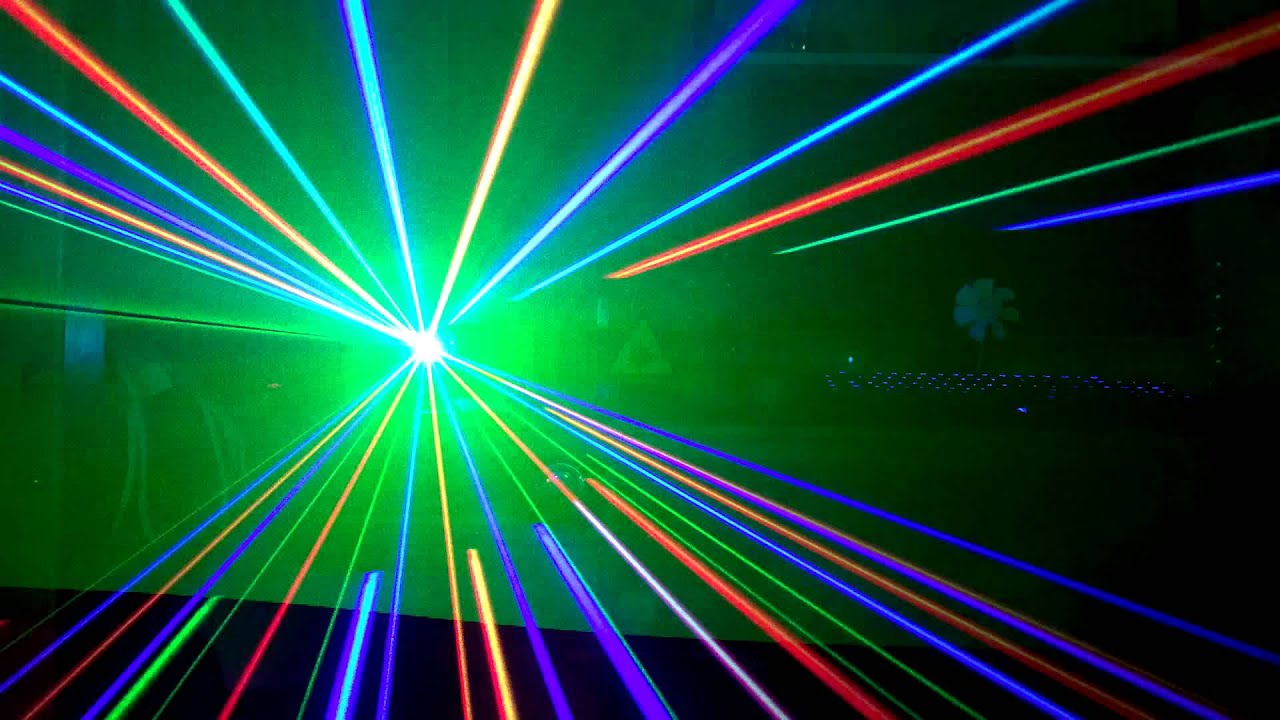 3d Laser Wallpapers Basheman Medieval Rave Lasershow Youtube