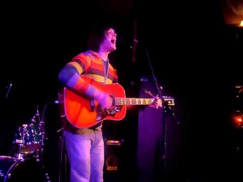 Tom Copson - Sink or Swim live & unplugged at the Bedford Bandstand