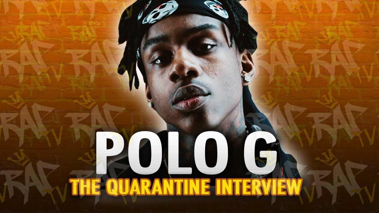 "Polo G On ""3 Headed GOAT"" w/ Lil Baby & Lil Durk And The Making Of ""Pop Out"" w/ Lil Tjay"