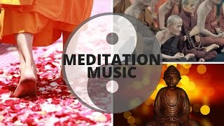 Cover images 5 Hours Meditation Music To Relax The Mind And Body | Stress Relief Sound Therapy ☯ 47