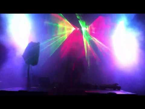DJ Kruxx of 20hz at LCC