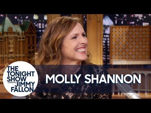 Molly Shannon Pretended to Be Nicole Kidman's BFF at the SAG Awards