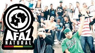 Mas X Menos - TEMOR 2013 Afaz Natural-Jam N Studio-Sanclemente Video Official thumbnail