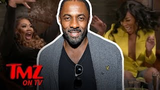 Idris Elba Is Great In The Bedroom According To A L&HH Star! | TMZ TV