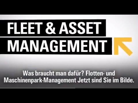 Cat® Product Link™   Fleet & Asset Management (German Subtitles)