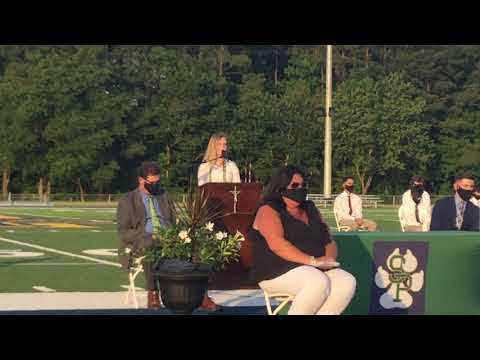 Saint Peter Catholic School Eighth Grade Graduation