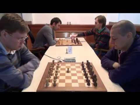 Smirnov (GM) 2571  - Galkin (GM) 2568 , Amazing BLITZ Tourney Stavropol 11 NOV,2016