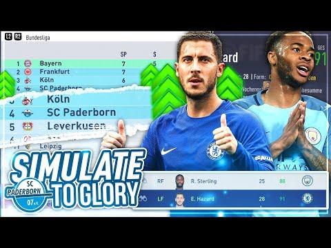 HAZARD BALD BEI PADERBORN!?? 🔥😳 COMEBACK IN DER BULI!! 😍🔝 - FIFA 18 SC Paderborn STG Karriere #12