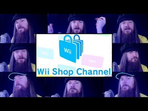 Wii Shop Channel 🎵 Acapella!
