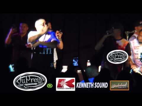 Maicol y Manuel & DJ Playero (Party del Underground Raggae) @ Wonderland Ballroom-Boston