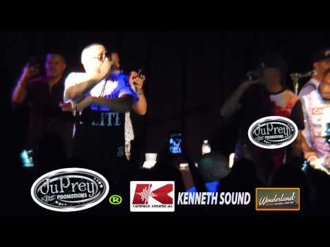 Maicol y Manuel & DJ Playero (Party del Underground Raggae) @ Wonderland Ballroom-Boston