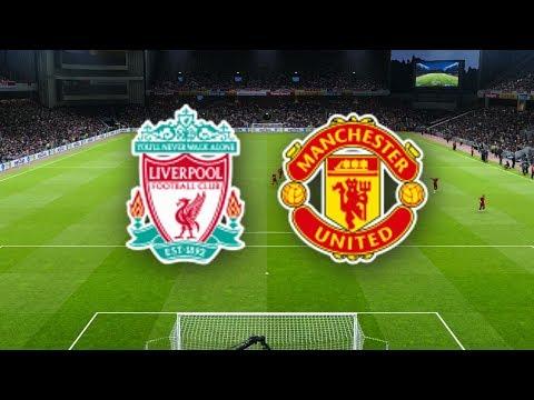 Ливерпуль - Манчестер Юнайтед обзор матча команд футбол PES 2020
