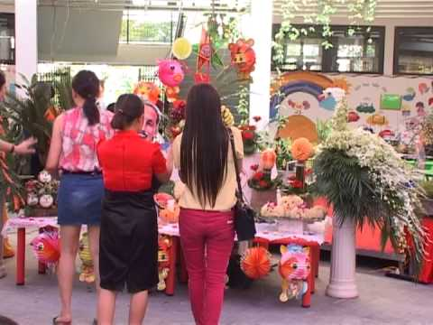 Vui Hội Trăng Rằm - Trường Mầm Non Phương Anh - Tp Bắc Ninh