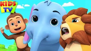 Welcome to the Zoo | Going To The Zoo | Zoo Song | Baby Songs & Nursery Rhymes | Kids Cartoon
