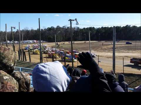 Georgetown Speedway -- March 11th, 2017 (Start of feature)