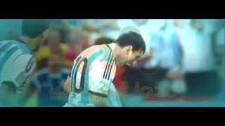 Messi vs Robben (World Cup 2014)
