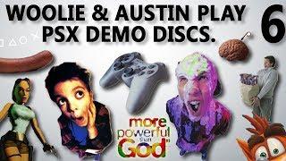 Woolie & Austin Play PSX Demo Discs (Part 6) thumbnail