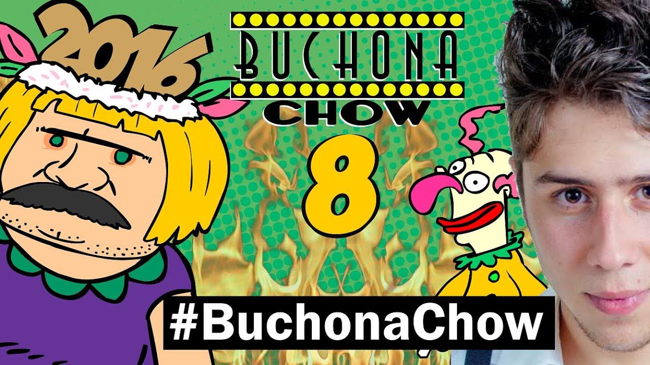 #BuchonaChow EP 8 - Año Nuevo con Alexx Strecci y Paulo Homosexo