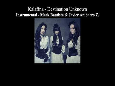 Kalafina - Destination Unknown (Karaoke) (Instrumental: Mark Bautista & Javier Anibarro Z.)