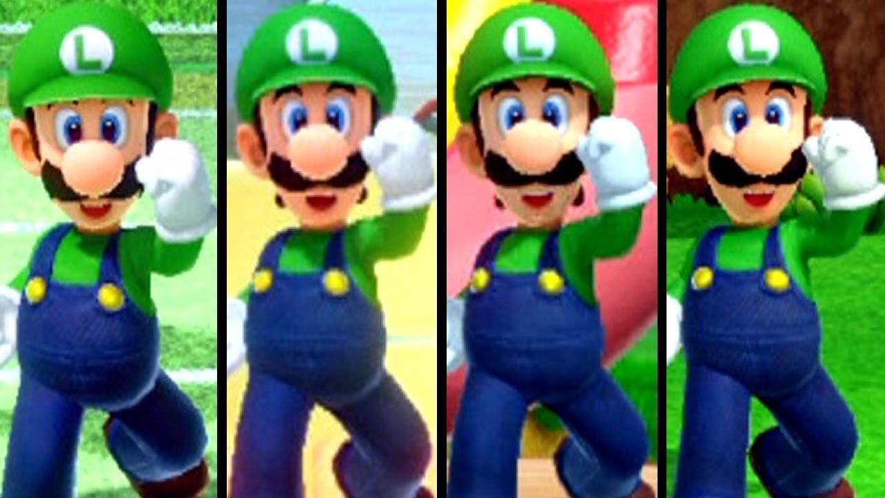 Super Mario Party LUIGI WINS By Doing Absolutely NOTHING (Switch)