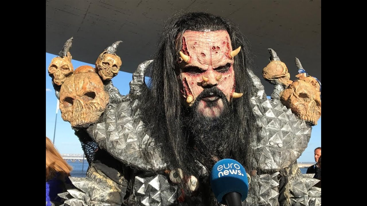 Interview With Lordi Finland 2006 Eurovision In Lisbon 2018