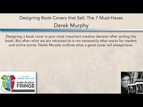 Book Covers That Sell: The 7 Must-Haves. Derek Murphy