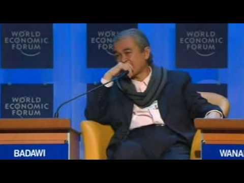 Weltwirtschaftsforum Jahrestreffen 2007 - What Kind of...