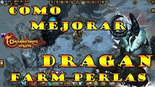 Evento de Dragan - Farm Perlas - Cómo Mejorar - Drakensang Online