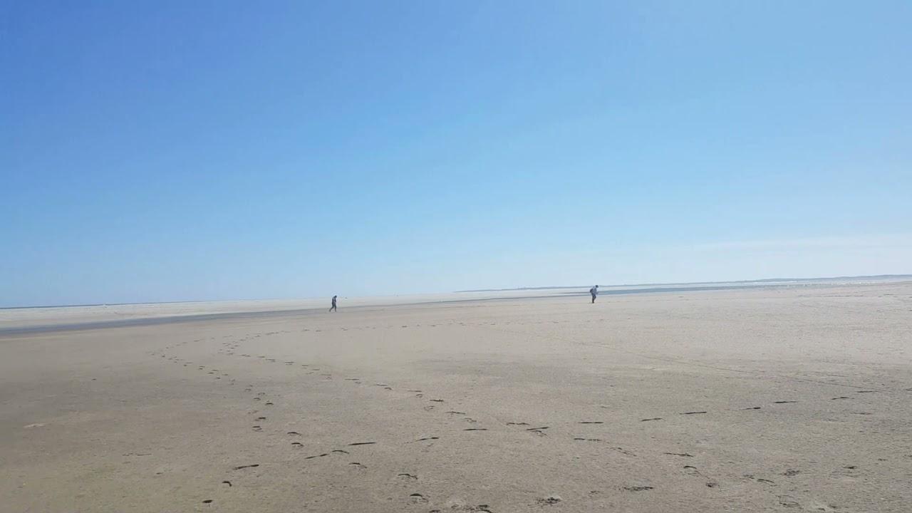 Film Zrobiony Dzisiaj Przedstawiający Plażę Curracloe