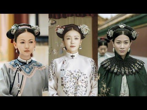 The Story of Yanxi Palace 延禧攻略 Wu Jinyan, Qin Lan, Charmaine Sheh [Upcoming Chinese Drama 2018]