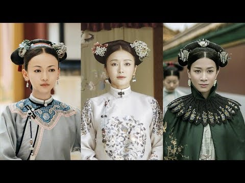 The Story of Yanxi Palace 延禧攻略 Wu Jinyan, Qin Lan, Charmaine Sheh [Upcoming Chinese Drama 2018]