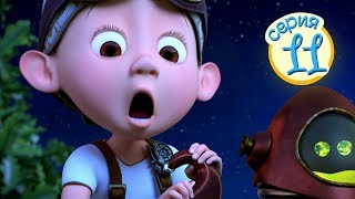 Джинглики  11 серия - В Погоне за Сенсацией - Добрые мультики для детей