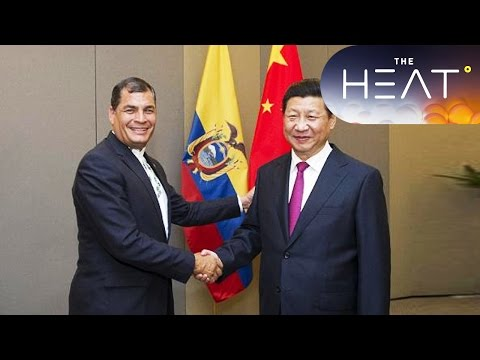 The Heat— China-Latin America Relations 09/15/2016