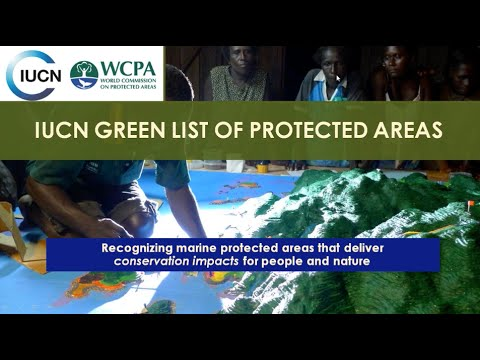 The IUCN Green List and Marine Protected Areas