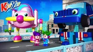 Лондонский мост | KiiYii на Русском | детские песни | мультфильмы для детей