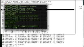 Системное администрирование Linux. Часть 5.(Видео группы https://vk.com/shkola_sysadm Модели состояний процессов, буквенные обозначения состояния процессов, утили..., 2015-03-26T21:10:37.000Z)