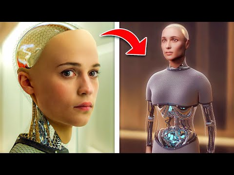 Life Like Robots That Will BLOW YOUR MIND!