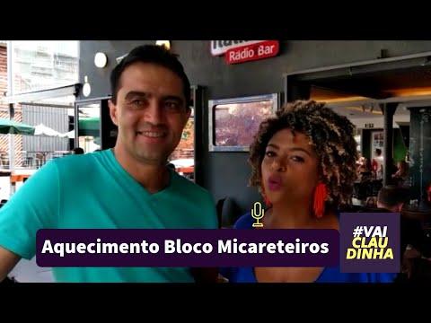 Aquecimento Bloco Micareteiros - Juliano Louredo