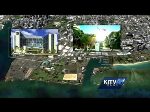 Hawaii vies for site of Presidential Library