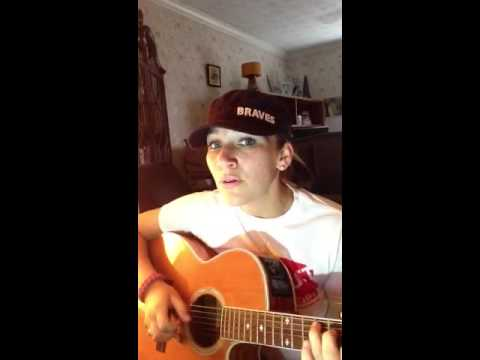 Pretend I never loved you by Brett Young (cover by Logan Br