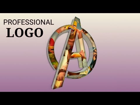 Professional Logo Design Tutorial | How to Make Logo on Android 2018
